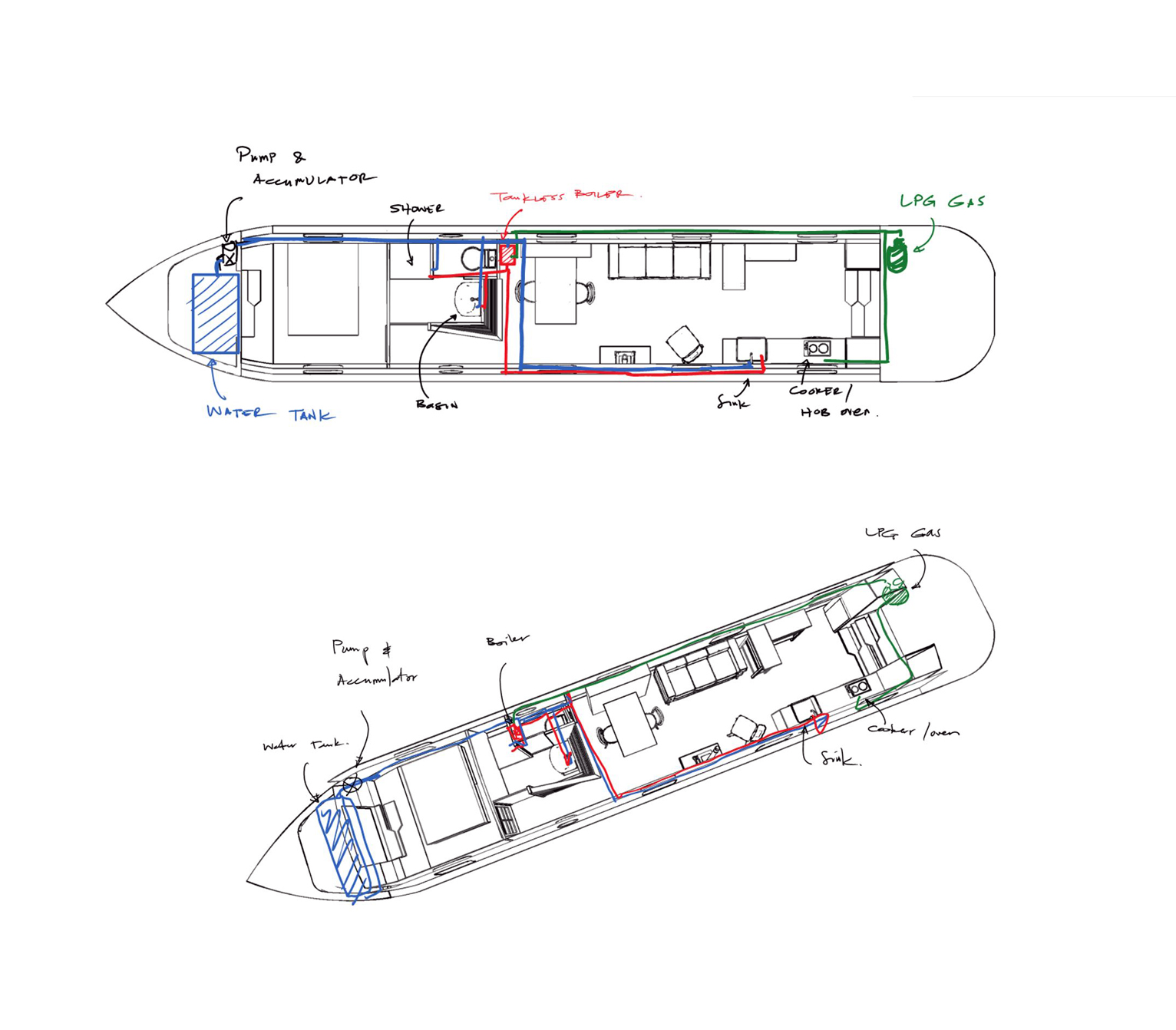 Process Intent Accumulator Tank Schematic Boat Interior Self Designed And Built Home Studio